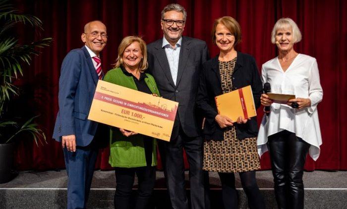 Wiener Gesundheitspreis 2019 für das Projekt WASSERSCHULE!