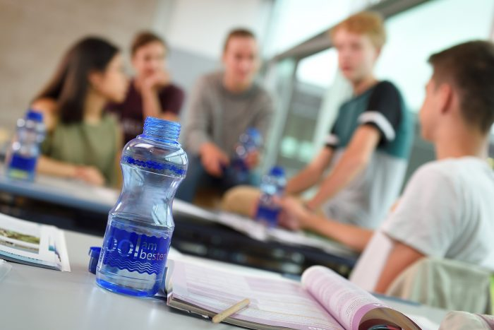 Wasserschule – einsteigen bitte!